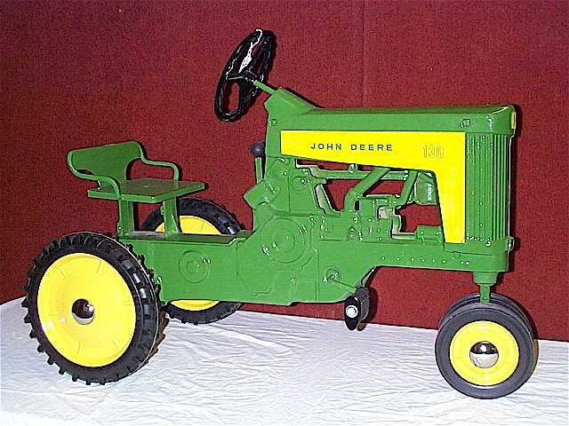 Pedal Tractor Replacement Parts : Diagram john deere pedal tractor get free