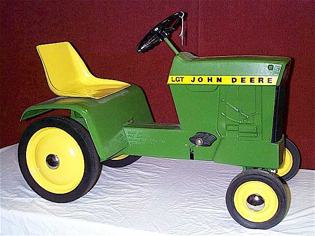 Pedal Tractor Replacement Parts : John deere toy pedal tractor parts wow