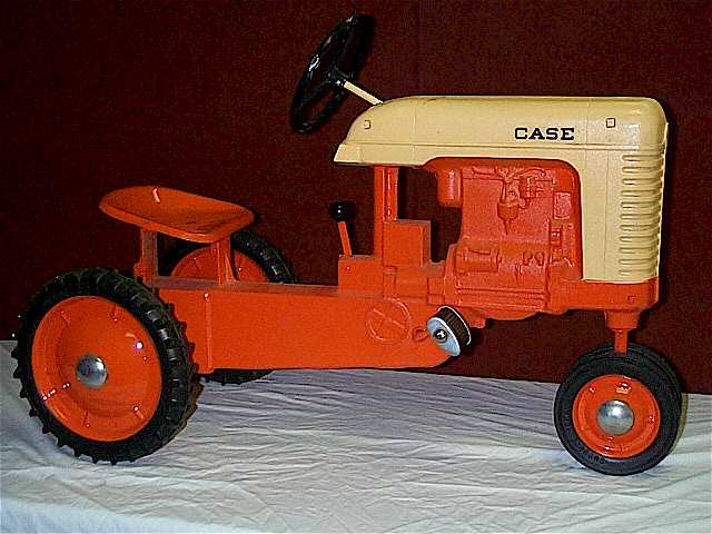 Allis Chalmers Pedal Tractor Decals : Allis