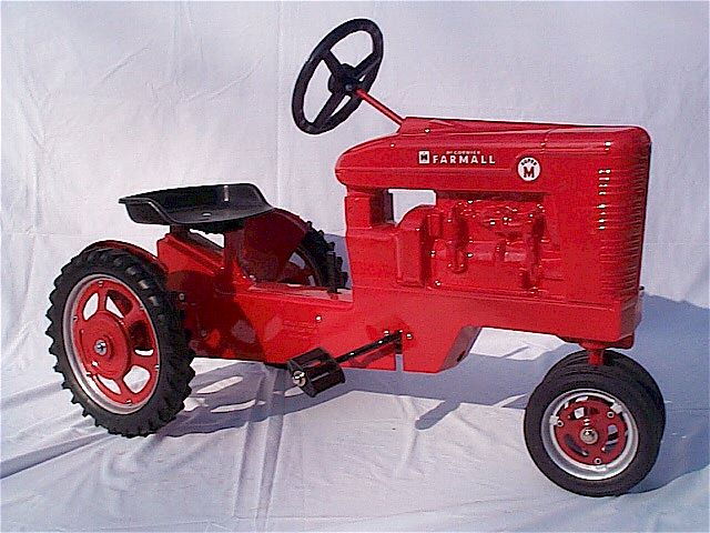 Pedal Tractor Parts : Case international farmall tractor parts catalog autos post