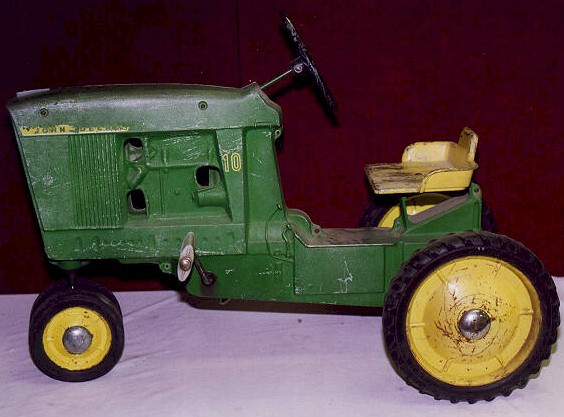 Pedal Tractor Replacement Parts : Ertl john deere toys parts wow