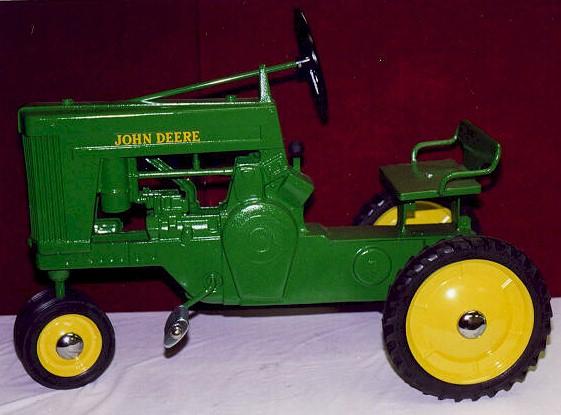 Pedal Tractor Parts : John deere