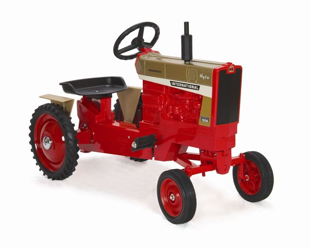 Pedal Tractor Parts : International tractor autos post