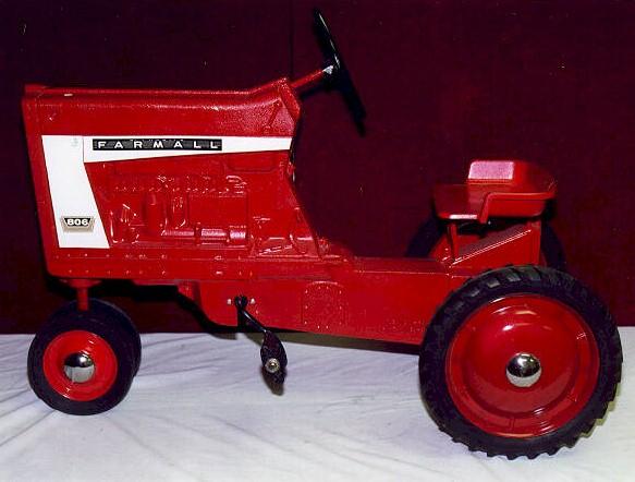 Pedal Tractor Parts : Massey harris international