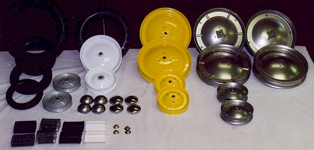 Pedal Tractor Replacement Parts : Pedal tractor parts