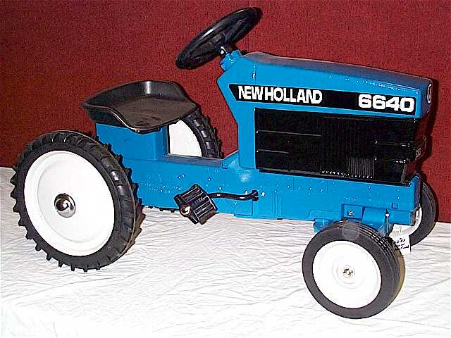New Holland Tractor Pedals : Other tractors